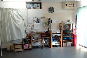 スタジオ紹介 Studio